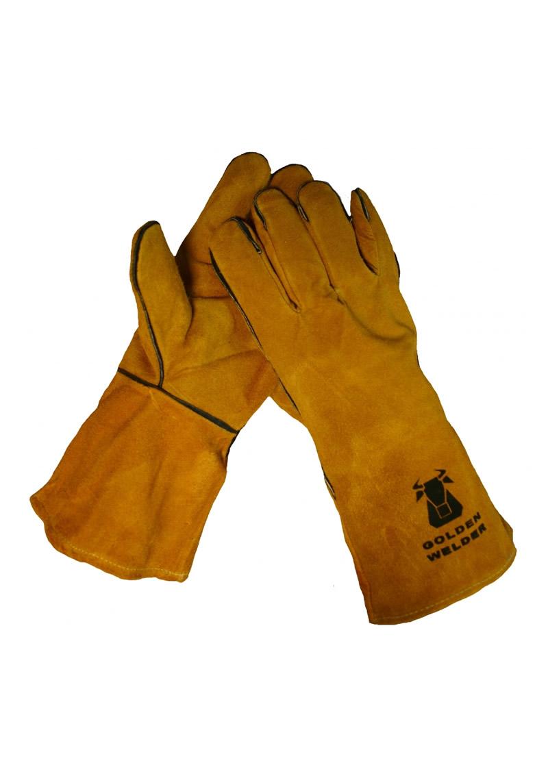 Hittebestendige handschoenen open haard