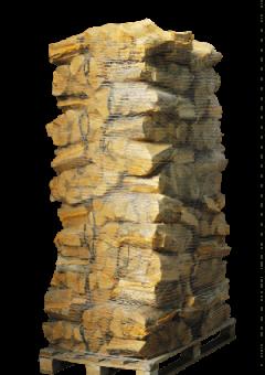 Berkenhout in netten